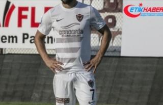 Atakaş Hatayspor'da bir kulüp personelinin...