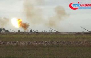 Azerbaycan askerleri, ateşkese rağmen saldıran...