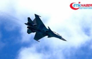Azerbaycan, Ermenistan'a ait 2 Su-25 savaş uşağını...