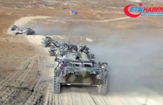 Azerbaycan ordusu 8 köyü daha Ermenistan'ın...