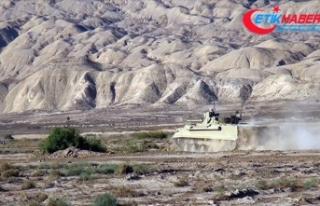 Azerbaycan ordusu, Ermenistan ordusuna kayıp verdirmeyi...