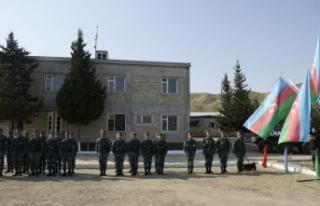 Azerbaycan, Ermenistan'ın işgalinden kurtarılan...