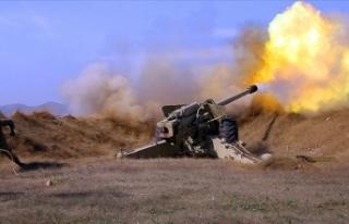 Ermenistan Sınır Birlikleri Komutanı Sarkisyan...