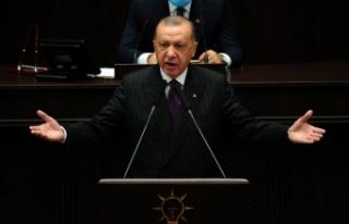 """""""Azeri kardeşlerimize her türlü desteği vermeye..."""