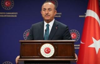 Bakan Çavuşoğlu: Gerçekleri yüzlerine söyleyince...