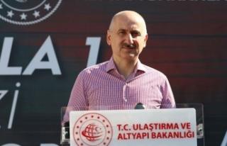Bakan Karaismailoğlu: İstanbul'da gerçekleşecek...