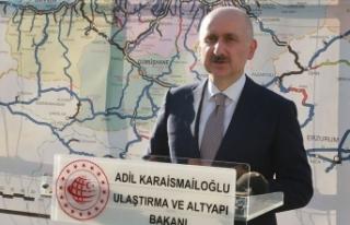 Bakan Karaismailoğlu: Yusufeli Barajı ve baraj yollarının...