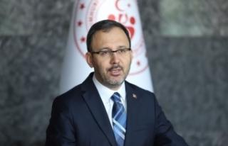 Bakan Kasapoğlu'ndan Berna Gözbaşı'ya geçmiş...