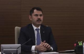 Bakan Kurum: Elazığ'da biten konutlarımızı...