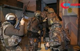 Başkentte terör örgütü DEAŞ'a yönelik...