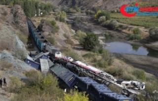 Başkentte tren kazası: 2 ölü, 2 yaralı