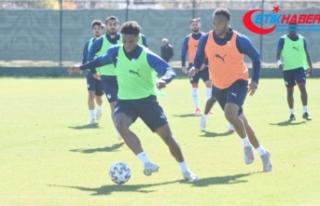 BB Erzurumspor, Galatasaray maçı hazırlıklarını...