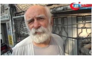 Bizimkiler dizisinin Abbas'ı Hikmet Karagöz...
