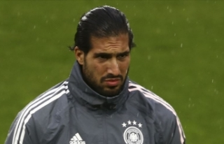 Borussia Dortmund'da forma giyen Emre Can'ın...