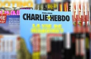Charlie Hebdo dergisi yetkilileri hakkında soruşturma...