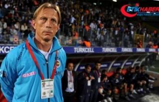 Christoph Daum: Geçmişte Türkiye'ye transfer...