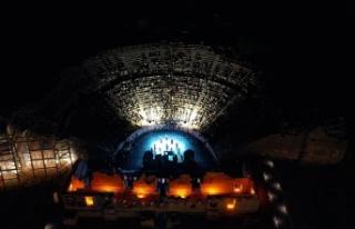 CSO'dan Patara Antik Tiyatrosu'nda Cumhuriyet...