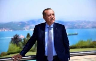 Cumhurbaşkanı Erdoğan, 120 yaşında korona virüsü...