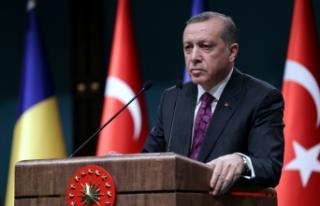 """Cumhurbaşkanı Erdoğan: """"5 aşı çalışması..."""