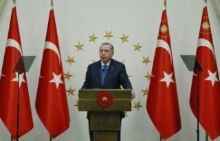 Cumhurbaşkanı Erdoğan, BM Dördüncü Kadın Konferansı'na...
