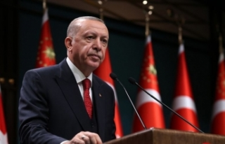 Cumhurbaşkanı Erdoğan, İzmir depremine ilişkin...