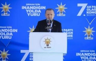 Cumhurbaşkanı Erdoğan: Hiçbir siyasi, ideolojik...