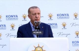 Cumhurbaşkanı Erdoğan: Katillerden hesap sormazsanız...