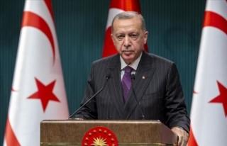 Cumhurbaşkanı Erdoğan: Maraş'ın bütünüyle...