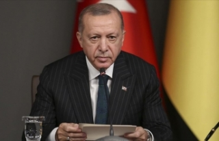 Cumhurbaşkanı Erdoğan: Türkiye Kırım'ın...
