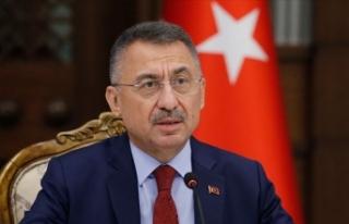 Cumhurbaşkanı Yardımcısı Oktay'dan İzmir...