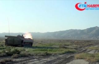 Dağlık Karabağ'da esir ve cenaze değişimi...