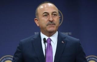 Dışişleri Bakanı Çavuşoğlu: Bölgemizde zafiyet...