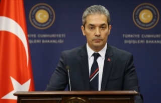 Dışişleri Bakanlığı Sözcüsü Aksoy: İstikşafi...