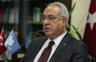 DSP Genel Başkanı Aksakal: KKTC Türkiye devletinin...