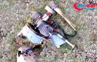 Ermenistan'a ait kamikaze drone Azerbaycan ordusu...