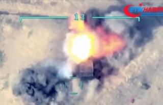 Ermenistan-Azerbaycan cephe hattında çatışmalar...