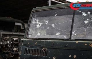 Ermenistan güçleri Gubadlı istikametinde bazı...