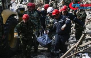 Ermenistan'ın Gence'deki sivilleri 'orta...