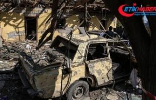Ermenistan'ın saldırılarında hayatını kaybeden...