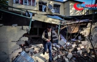 Ermenistan'ın saldırılarında 33 günde 91 sivil...