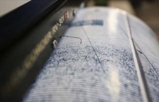 Erzincan'da 4,3 büyüklüğünde deprem