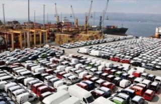 Eylül ayında en fazla ihracatı otomotiv endüstrisi...