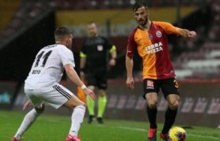 Galatasaray'da Ahmet Çalık'ın sözleşmesi...