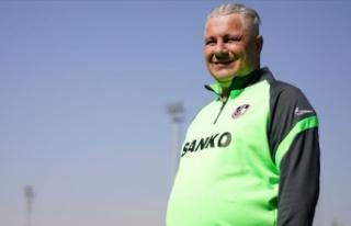 Gaziantep FK Teknik Direktörü Sumudica'nın...