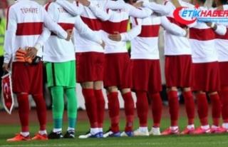 Genç Milli Futbol Takımı'nın aday kadrosu...