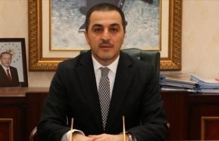 Görevden uzaklaştırılan Kars Belediye Başkanı...