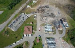 Havai fişek fabrikasındaki patlamaya ilişki 7 şüpheli...