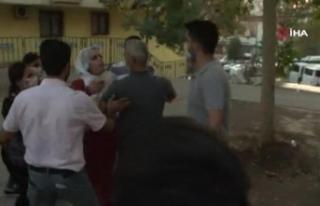 HDP'li vekil Remziye Tosun'dan evlat nöbetindeki...
