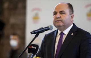 İbrahim Çelebi yeniden Anavatan Partisi Genel Başkanlığına...