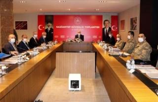 İçişleri Bakanı Soylu'nun katılımıyla...